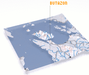 3d view of Butazon