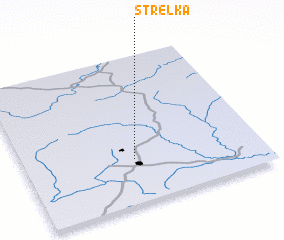 3d view of Strelka