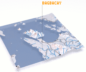3d view of Bagbacay