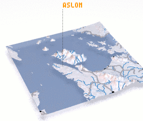 3d view of Aslom