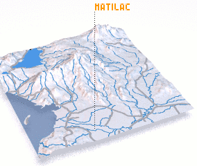 3d view of Matilac