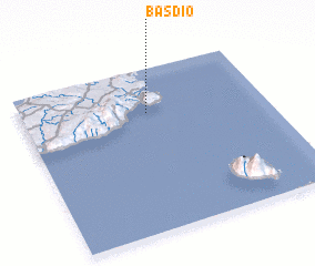 3d view of Basdio