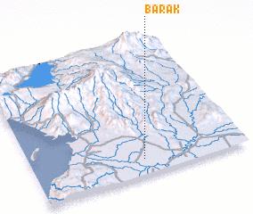 3d view of Barak
