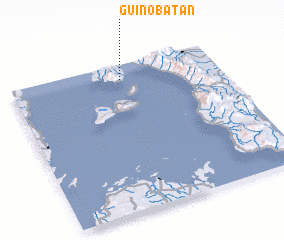3d view of Guinobatan