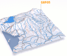 3d view of Gapon