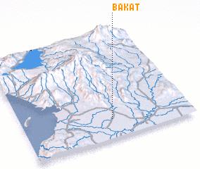 3d view of Bakat