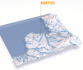 3d view of Bartini