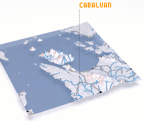 3d view of Cabaluan