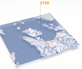 3d view of Otod