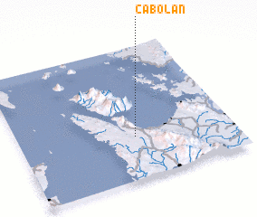 3d view of Cabolan