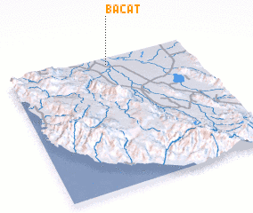 3d view of Bacat