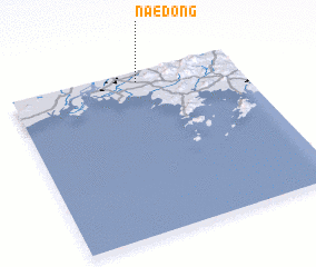 3d view of Nae-dong