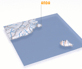 3d view of Anda