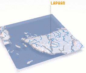 3d view of Lapa-an
