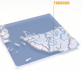 3d view of Tabauan