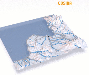 3d view of Cosina
