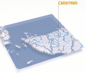 3d view of Carayman