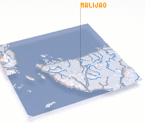 3d view of Malijao
