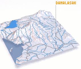 3d view of Damalasak
