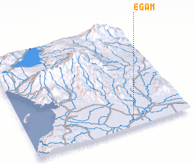 3d view of Egam