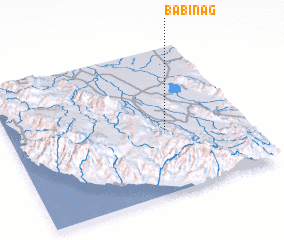 3d view of Babinag