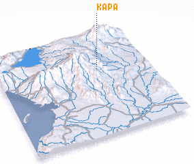 3d view of Kapa