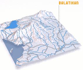 3d view of Balatikan