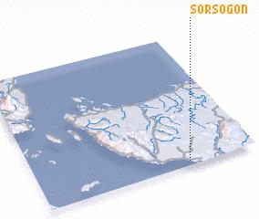 3d view of Sorsogon