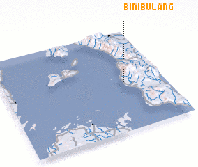 3d view of Binibulang