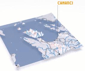 3d view of Camanci