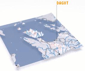 3d view of Dagot