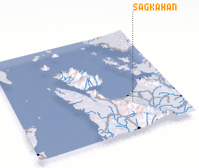 3d view of Sagkahan