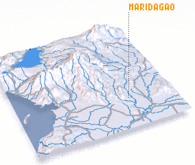 3d view of Maridagao