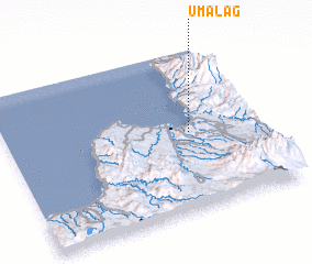 3d view of Umalag