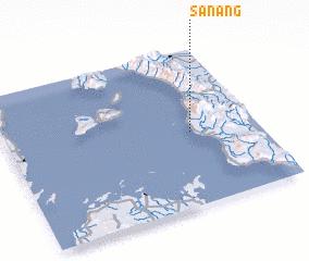3d view of Sanang
