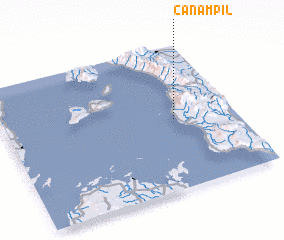 3d view of Canampil
