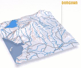 3d view of Dunguan