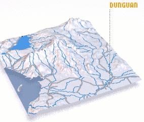 3d view of Dunguan