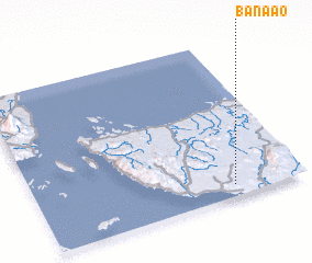 3d view of Banaao