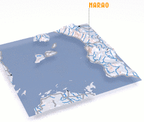3d view of Marao