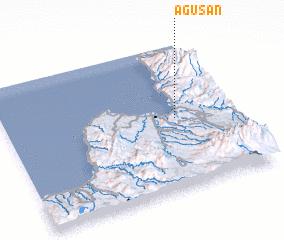 3d view of Agusan