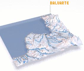 3d view of Baluarte