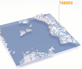 3d view of Tabang