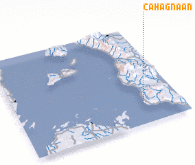 3d view of Cahagnaan