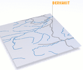 3d view of Berkakit