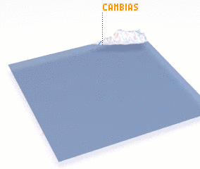 3d view of Cambias