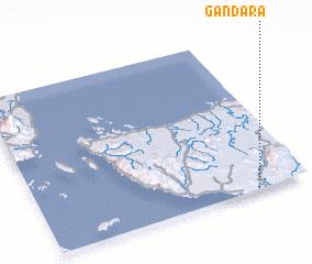 3d view of Gandara