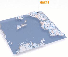 3d view of Gakat