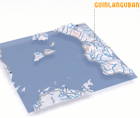 3d view of Guinlanguban