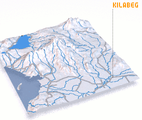 3d view of Kilabeg